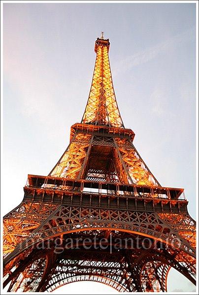 Eiffelsunset