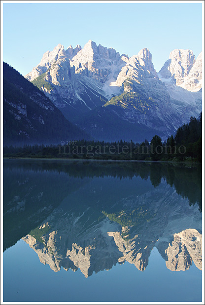 Italian Alps and Lake