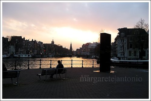 Amsterdam - Sunset
